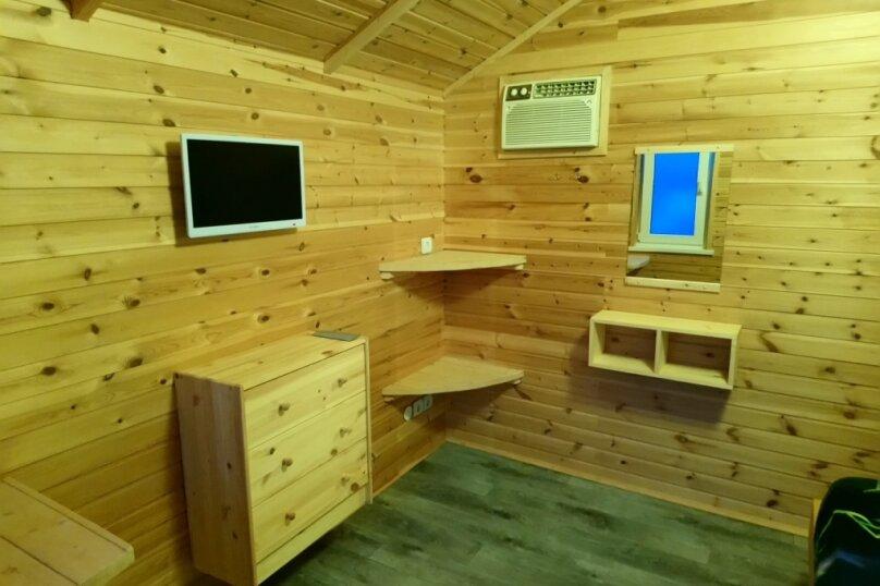Летний домик на берегу моря, 12 кв.м. на 2 человека, 1 спальня, улица Герцена, 25, Геленджик - Фотография 5