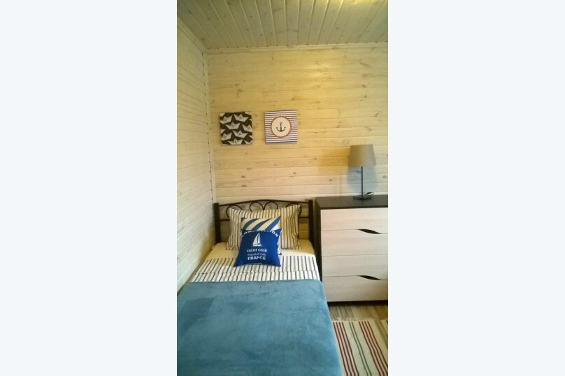 Коттедж для отдыха, 48 кв.м. на 6 человек, 2 спальни, Первомайский переулок, 49, Должанская - Фотография 11