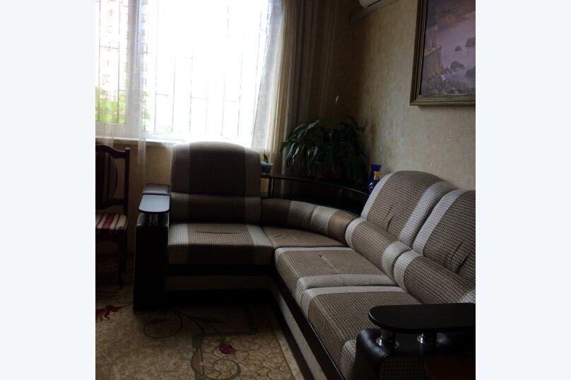Коттедж в Гурзуфе по ул.Соловьева, 80 кв.м. на 6 человек, 3 спальни, улица Соловьева, 20 А, Гурзуф - Фотография 13