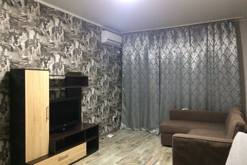 1-комн. квартира, 43 кв.м. на 4 человека, улица Шевченко, 288к1, Анапа - Фотография 5