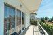 Апартамент с балконом D 2 этаж:  Квартира, 4-местный, 2-комнатный - Фотография 5