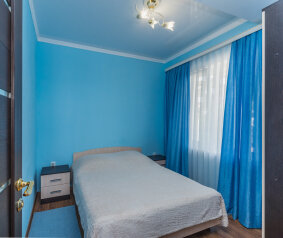 Апартамент с балконом D 2 этаж:  Квартира, 4-местный, 2-комнатный, Гостевой дом в Мисхоре, Мисхорский спуск на 6 номеров - Фотография 4