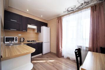 1-комн. квартира, 40 кв.м. на 2 человека, улица Есенина, район Харьковской горы, Белгород - Фотография 1