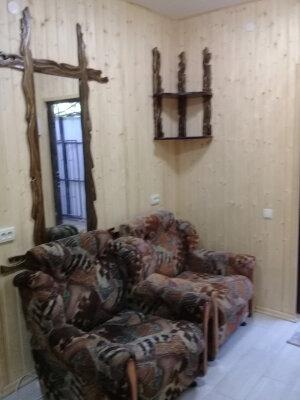 Домик двухкомнатный (полулюкс), 32 кв.м. на 4 человека, 2 спальни
