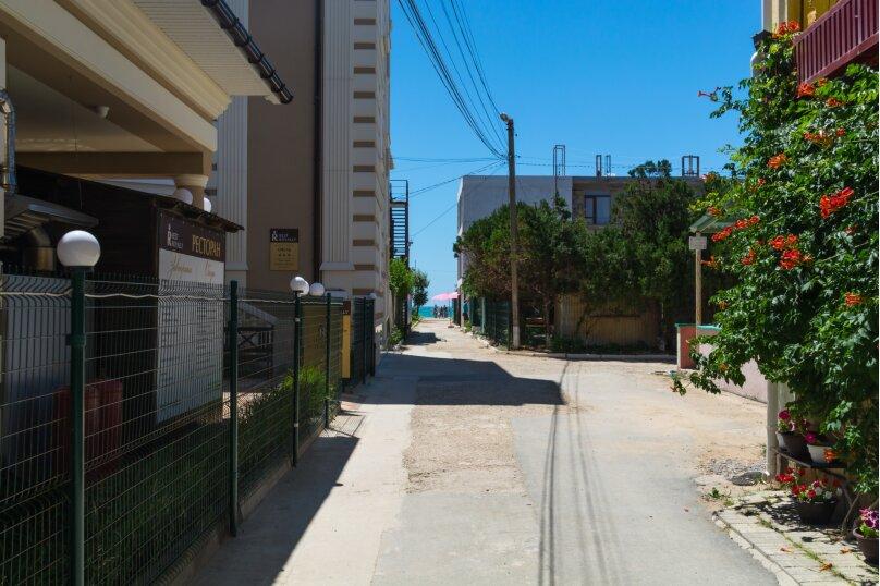 """Отель """"АкунаМатата"""", Морская улица, 9А на 14 номеров - Фотография 2"""
