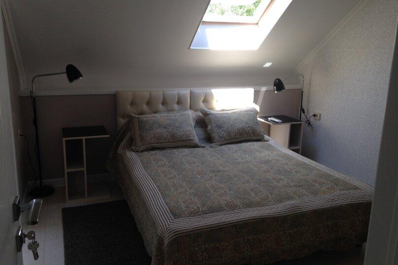 Дом, 60 кв.м. на 6 человек, 2 спальни, Гребенская улица, 95А, Анапа - Фотография 4
