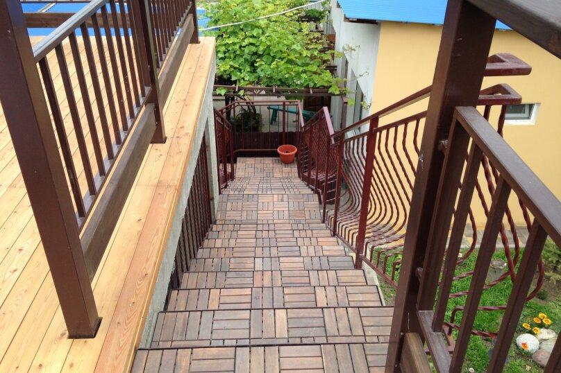 Дом, 60 кв.м. на 6 человек, 2 спальни, Гребенская улица, 95А, Анапа - Фотография 10
