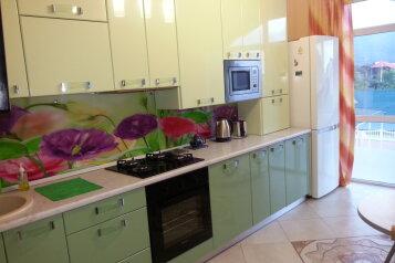 2-комн. квартира, 68 кв.м. на 9 человек, Спортивная, 15, Кабардинка - Фотография 1