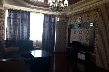3-комн. квартира, 80 кв.м. на 7 человек, улица Бытха, Бытха, Сочи - Фотография 2