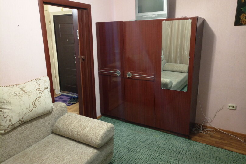1-комн. квартира, 23 кв.м. на 3 человека, улица Островского, 8, Ейск - Фотография 6