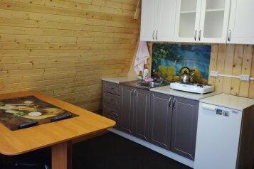 Дом сдается  на Селигере на берегу озера, 55 кв.м. на 6 человек, 2 спальни, Лесная, Осташков - Фотография 2