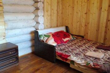 Сдаю этаж в двухэтажном коттедже благоустроенный дом на Селигере в турбазе, 42 кв.м. на 7 человек, 2 спальни, Турбаза Чайка, Осташков - Фотография 2