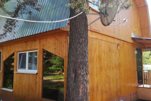 Дом сдается  на Селигере на берегу озера, 55 кв.м. на 6 человек, 2 спальни, Лесная, 14, Осташков - Фотография 1