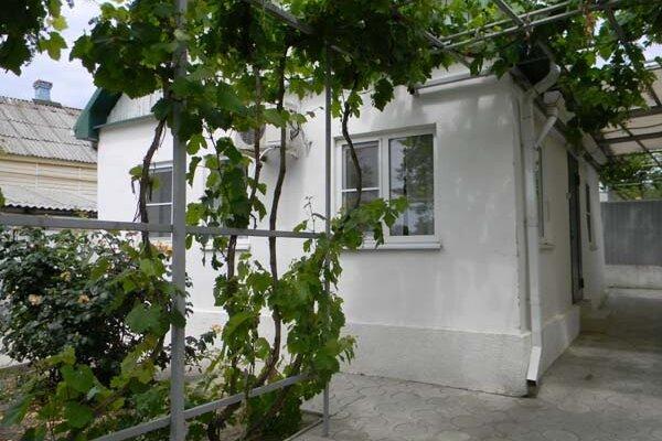 Двухкомнатный саманный дом на 4 человека, 2 спальни, Крайний переулок, 9, Сенной - Фотография 1