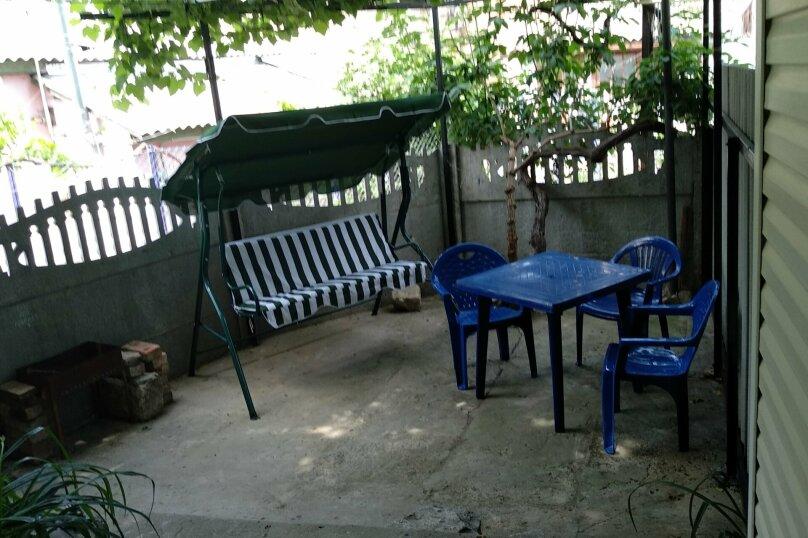 Дом с отдельным двором , 30 кв.м. на 5 человек, 1 спальня, улица 8 Марта, 12, Феодосия - Фотография 4