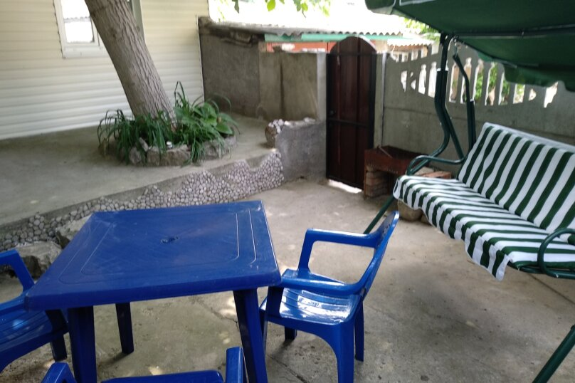 Дом с отдельным двором , 30 кв.м. на 5 человек, 1 спальня, улица 8 Марта, 12, Феодосия - Фотография 5