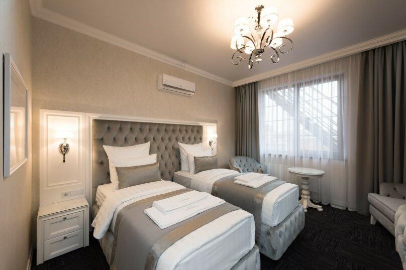 Стандарт + с раздельными кроватями, улица Мачуги, 62, Краснодар - Фотография 1