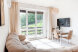 Апартаменты с балконом и   видами на горы:  Квартира, 4-местный (2 основных + 2 доп), 2-комнатный - Фотография 199