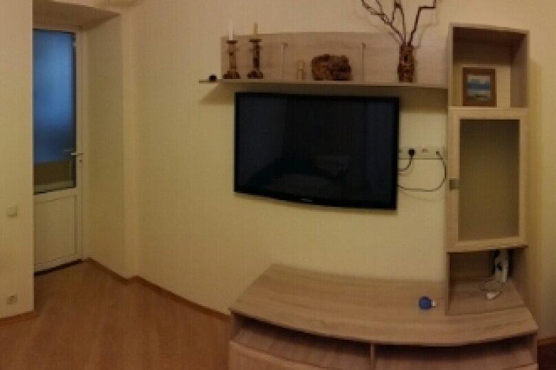 2-комн. квартира, 35 кв.м. на 5 человек, Ялтинская улица, 25, Алупка - Фотография 13