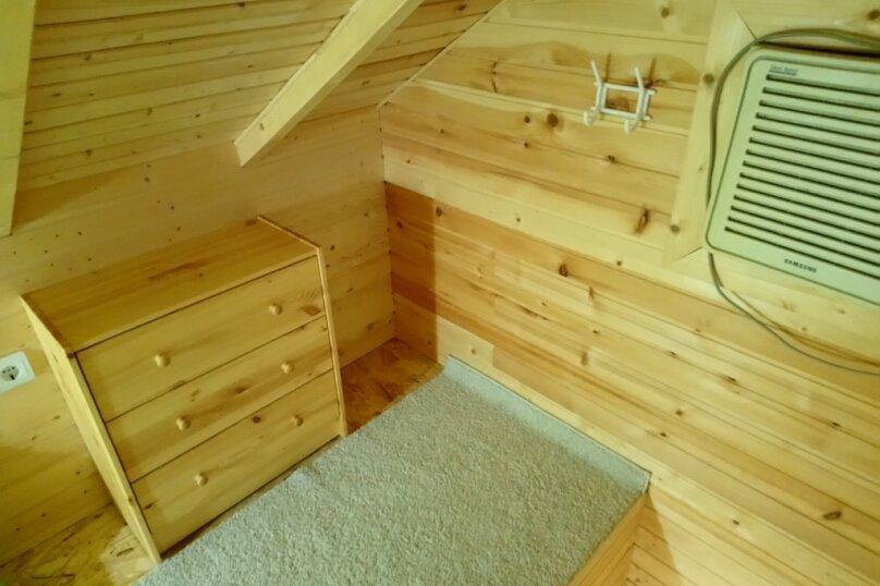 Двухуровневый маленький деревянный домик на берегу моря., 15 кв.м. на 4 человека, 1 спальня, улица Герцена, 25, Геленджик - Фотография 6