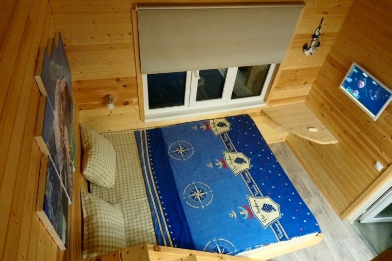 Двухуровневый маленький деревянный домик на берегу моря., 15 кв.м. на 4 человека, 1 спальня, улица Герцена, 25, Геленджик - Фотография 7
