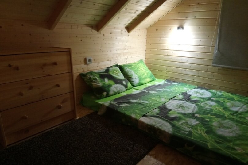 Двухуровневый маленький деревянный домик на берегу моря., 15 кв.м. на 4 человека, 1 спальня, улица Герцена, 25, Геленджик - Фотография 13