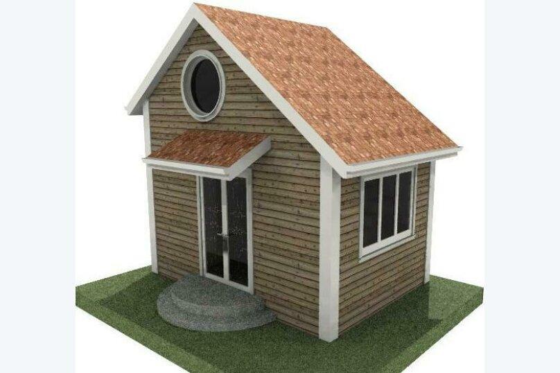Двухуровневый маленький деревянный домик на берегу моря., 15 кв.м. на 4 человека, 1 спальня, улица Герцена, 25, Геленджик - Фотография 23