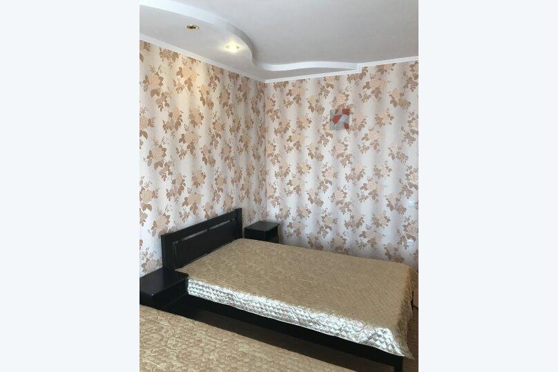 Стандарт прекрасный номер на  1 этаже с 2мя односпальными комфортными  кроватями , Озёрная улица, 13, Керчь - Фотография 1