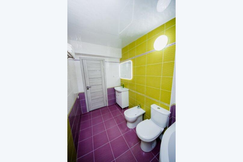 Дом для отдыха с 2 бассейнами , 60 кв.м. на 8 человек, 1 спальня, улица Островского, 56, Геленджик - Фотография 3