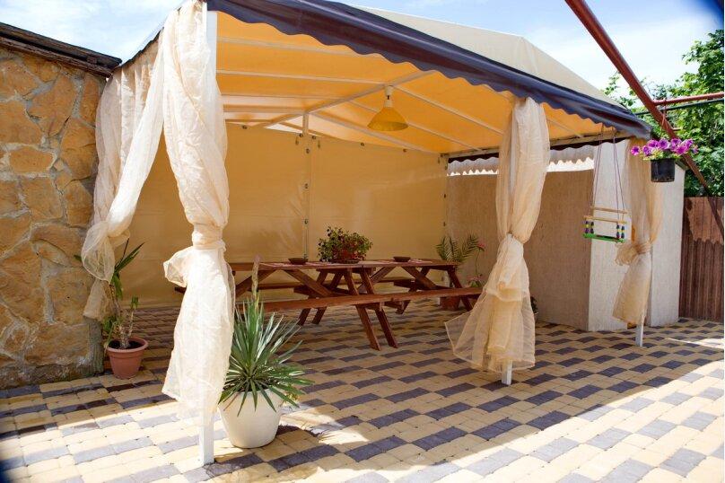 Дом для отдыха с 2 бассейнами , 60 кв.м. на 8 человек, 1 спальня, улица Островского, 56, Геленджик - Фотография 10