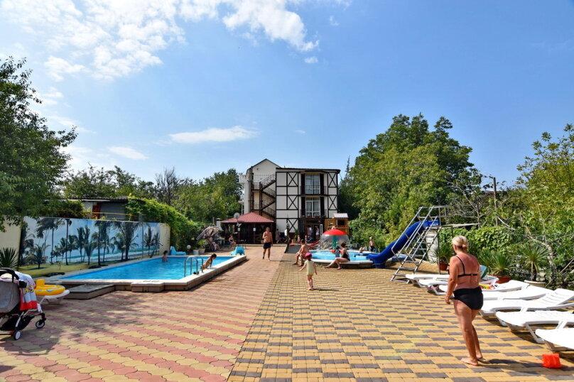 Дом для отдыха с 2 бассейнами , 60 кв.м. на 8 человек, 1 спальня, улица Островского, 56, Геленджик - Фотография 18