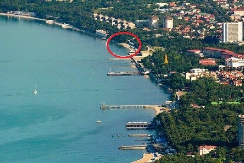 Летний домик на берегу моря, 12 кв.м. на 2 человека, 1 спальня, улица Герцена, 25, Геленджик - Фотография 11