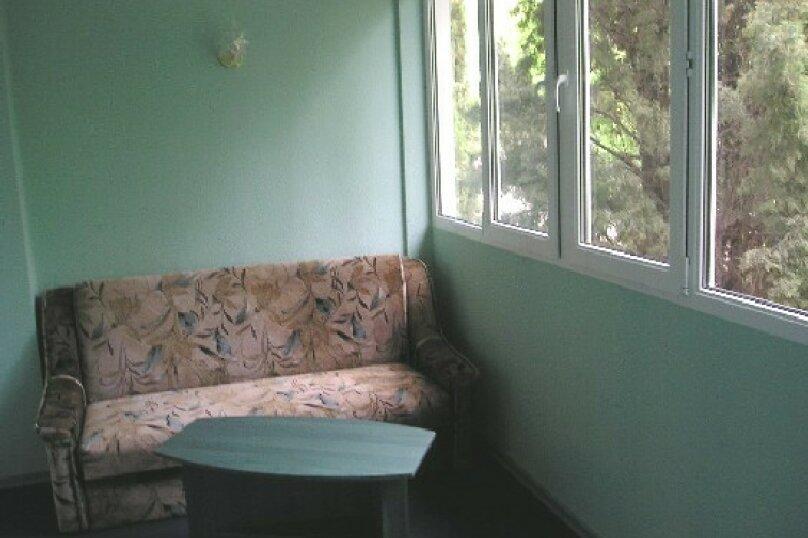Двухкомнатный номер с раздельными кроватями, улица Ленина, 110, Коктебель - Фотография 4