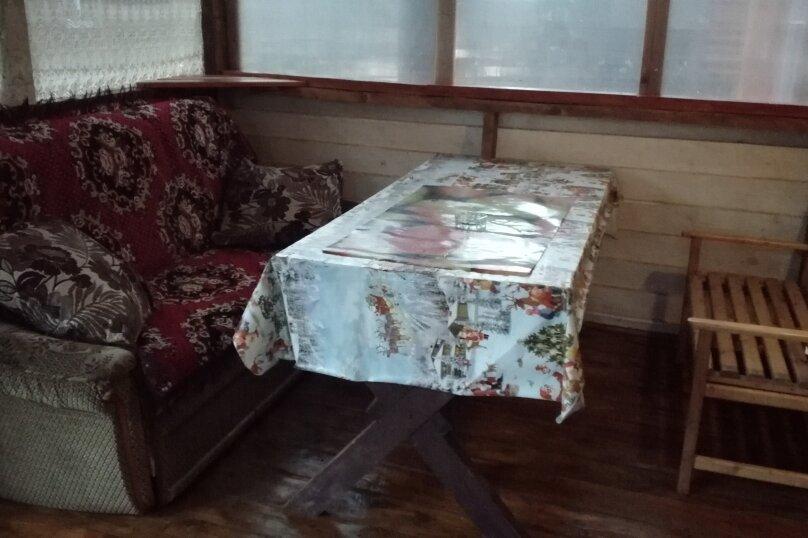 Сдаю благоустроенный, частный  дом на Селигере в самой турбазе, 97 кв.м. на 10 человек, 3 спальни, турбаза Чайка, 1, Осташков - Фотография 8