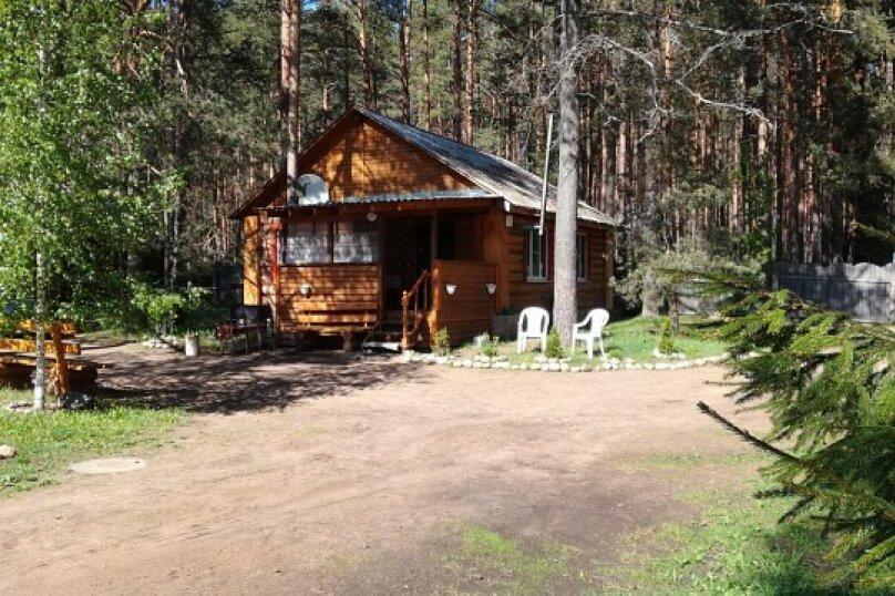 Сдаю благоустроенный, частный  дом на Селигере в самой турбазе, 97 кв.м. на 10 человек, 3 спальни, турбаза Чайка, 1, Осташков - Фотография 14