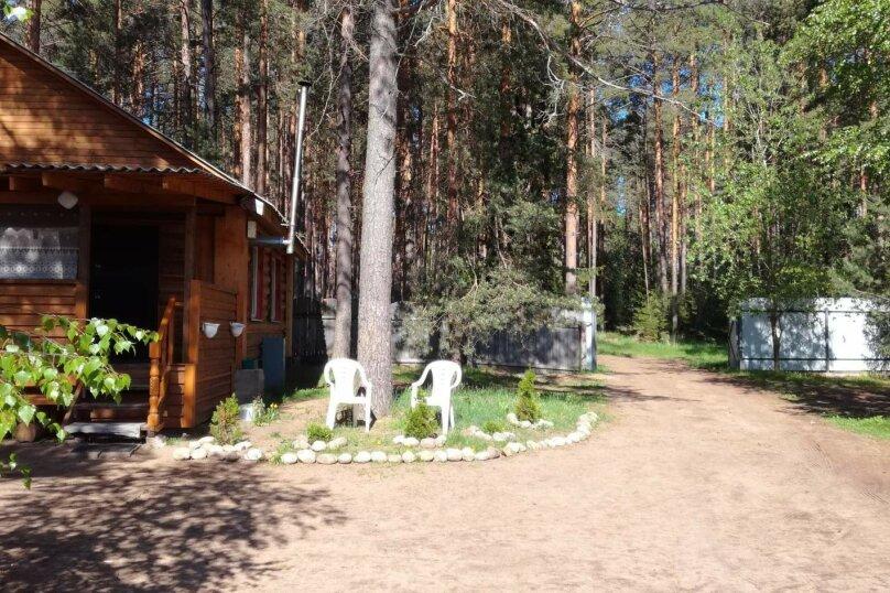 Сдаю благоустроенный, частный  дом на Селигере в самой турбазе, 97 кв.м. на 10 человек, 3 спальни, турбаза Чайка, 1, Осташков - Фотография 15