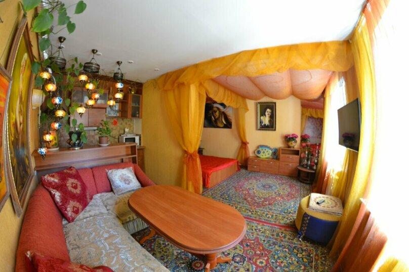 Домик на набережной, 50 кв.м. на 4 человека, 1 спальня, улица имени Архитектора Н.П. Краснова, 4, Ялта - Фотография 7