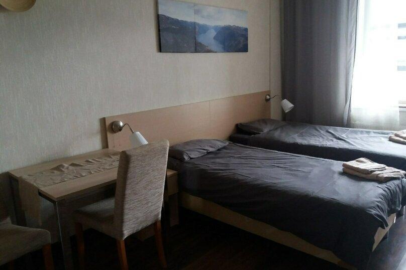 1-комн. квартира, 26 кв.м. на 2 человека, Пулковское шоссе, 14Г, Санкт-Петербург - Фотография 3