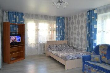 1-комн. квартира, 45 кв.м. на 4 человека, улица Урукова, Московский район, Чебоксары - Фотография 1