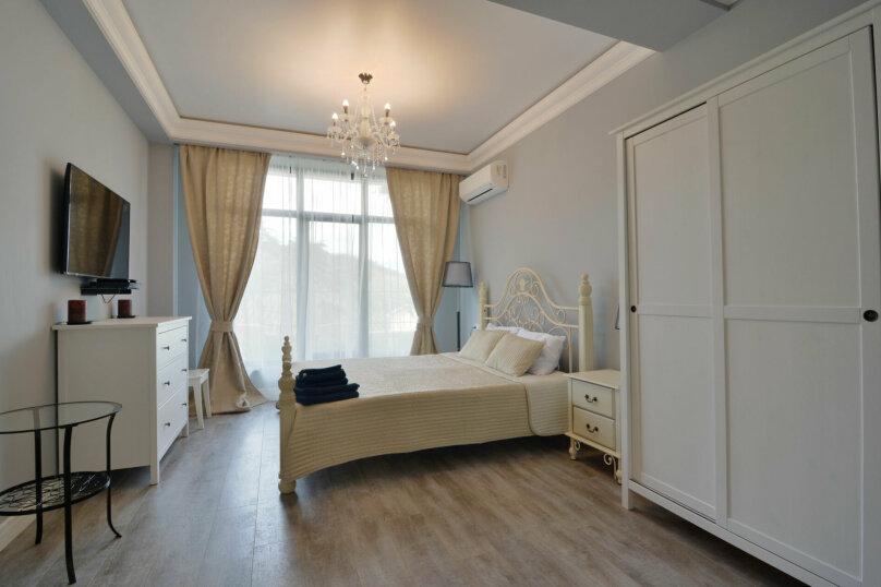 FAMILY ROOM - без балкона первый этаж, улица Слуцкого, 10, Алушта - Фотография 4