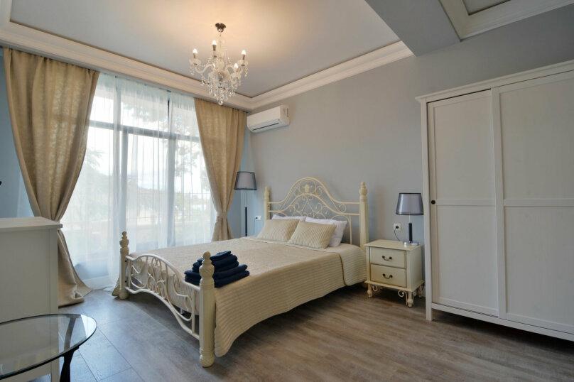 FAMILY ROOM - без балкона первый этаж, улица Слуцкого, 10, Алушта - Фотография 5