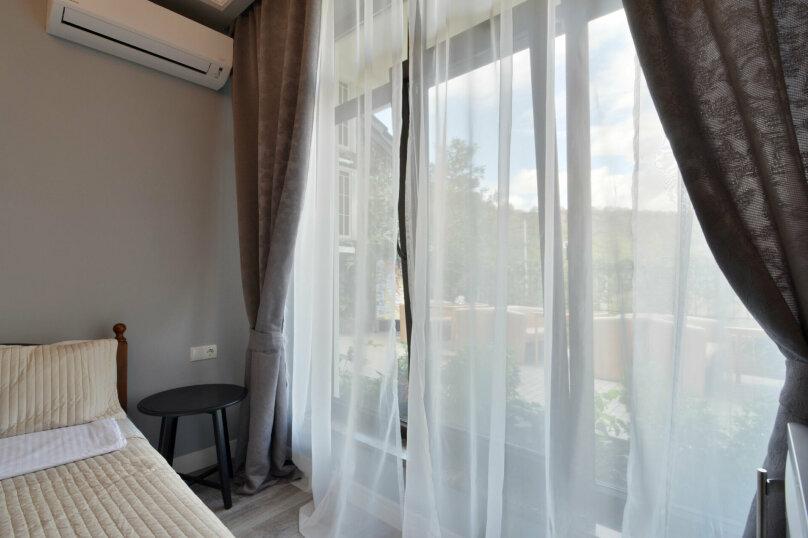 FAMILY ROOM - без балкона первый этаж, улица Слуцкого, 10, Алушта - Фотография 7