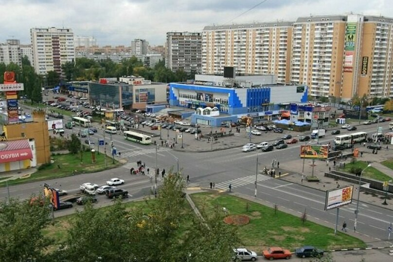 1-комн. квартира, 32.4 кв.м. на 3 человека, Северный бульвар, 5А, Москва - Фотография 61