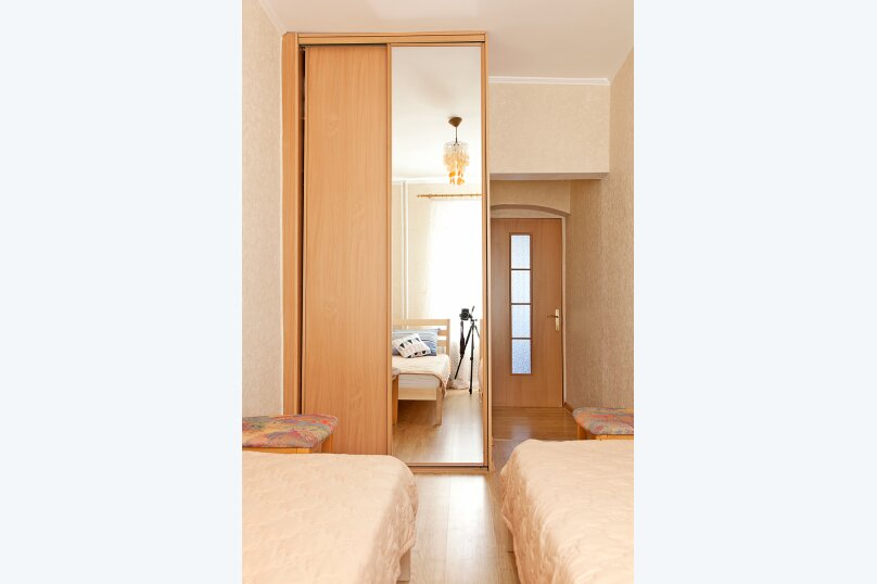 2-комн. квартира, 50 кв.м. на 6 человек, Томская улица, 6, Калининград - Фотография 7