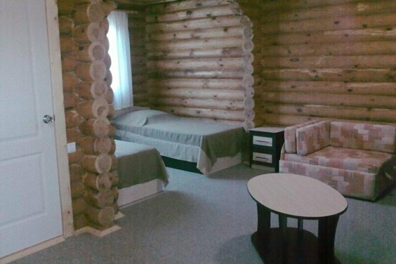 """Мини-отель """"Теремок"""" Сруб 4, улица Мира, 9 на 2 комнаты - Фотография 28"""
