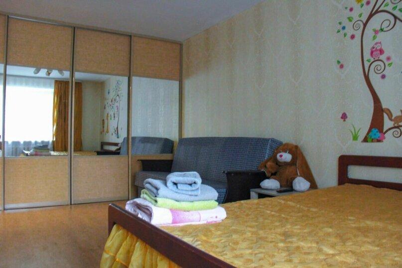 1-комн. квартира, 35 кв.м. на 3 человека, улица Ломоносова, 36, Великий Новгород - Фотография 6