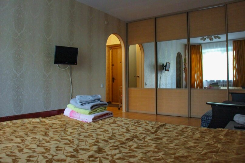 1-комн. квартира, 35 кв.м. на 3 человека, улица Ломоносова, 36, Великий Новгород - Фотография 7