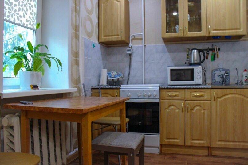 1-комн. квартира, 35 кв.м. на 3 человека, улица Ломоносова, 36, Великий Новгород - Фотография 10