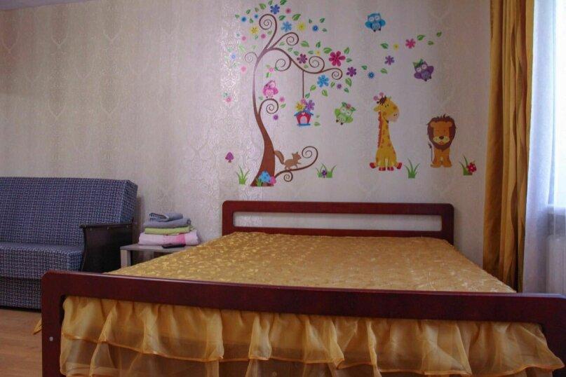 1-комн. квартира, 35 кв.м. на 3 человека, улица Ломоносова, 36, Великий Новгород - Фотография 12