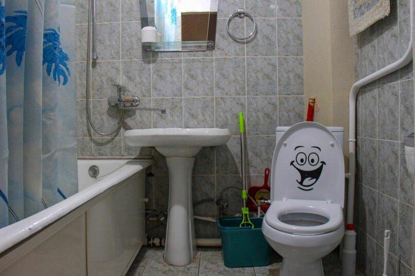 1-комн. квартира, 35 кв.м. на 3 человека, улица Ломоносова, 36, Великий Новгород - Фотография 13